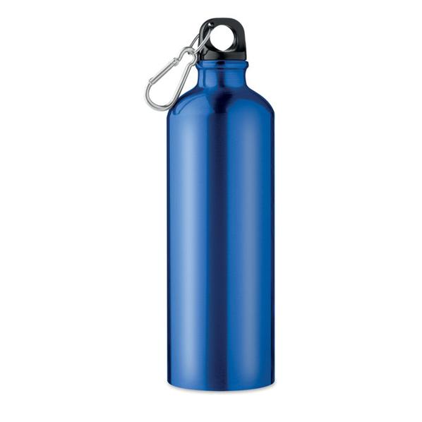 Бутылка 750 мл, синяя - фото № 1