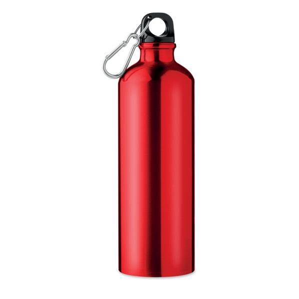 Бутылка 750 мл, красная - фото № 1