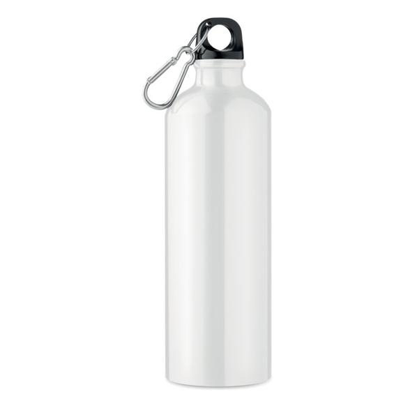 Бутылка 750 мл, белая - фото № 1