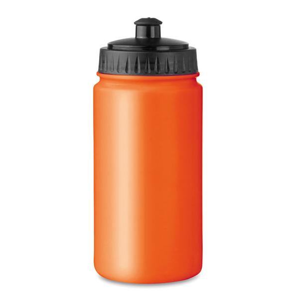 Фляга питьевая, оранжевый - фото № 1