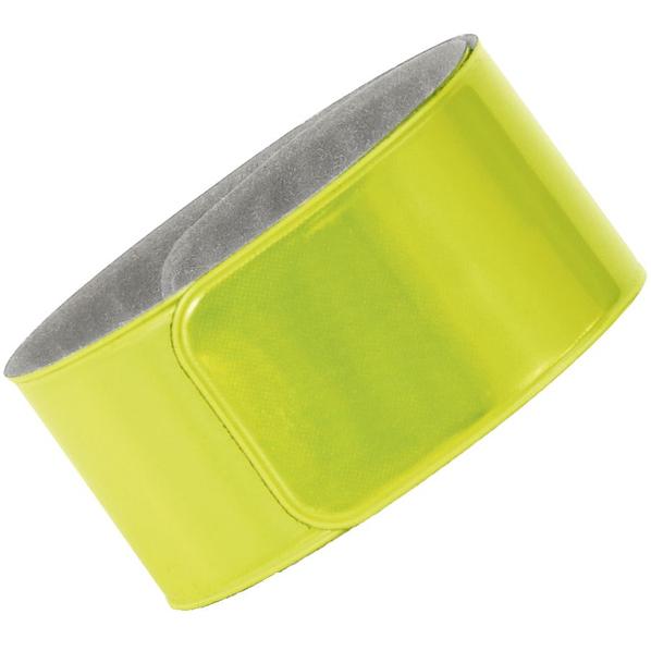 Флуоресцентный браслет Lumi, желтый неон - фото № 1