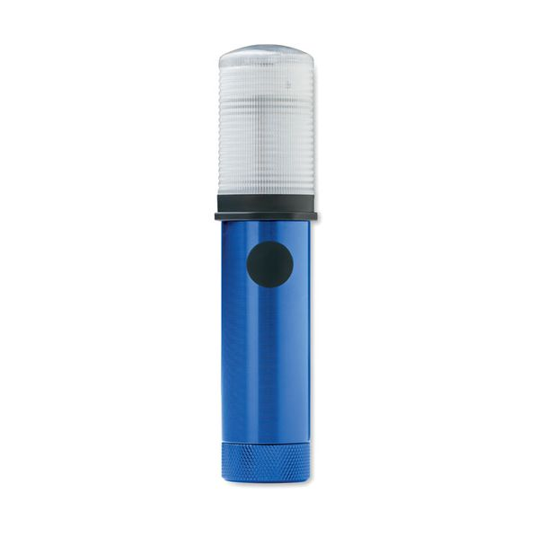 Фонарь с магнитом, синий - фото № 1