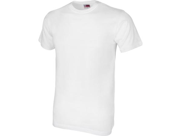 Футболка мужская US Basic Club, белая - фото № 1