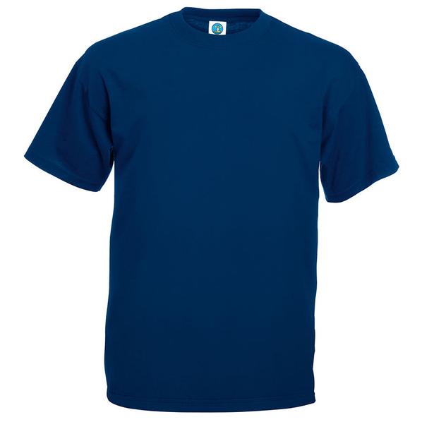 Футболка мужская Start, темно-синяя - фото № 1