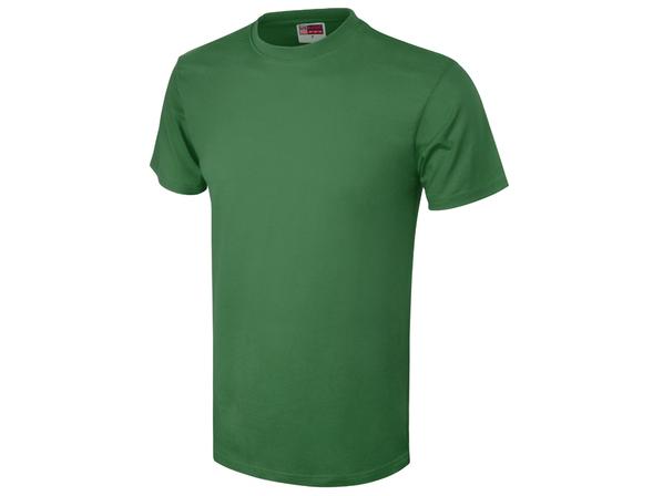 Футболка мужская US Basic Super club, ярко-зеленая - фото № 1