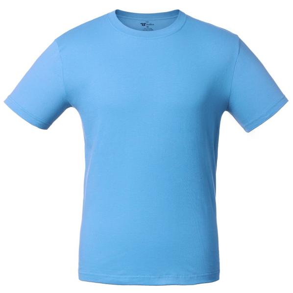 Футболка T-Bolka 140, светло-голубая - фото № 1