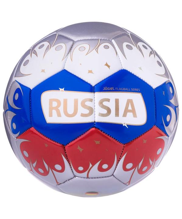 Футбольный мяч Jogel Russia - фото № 1