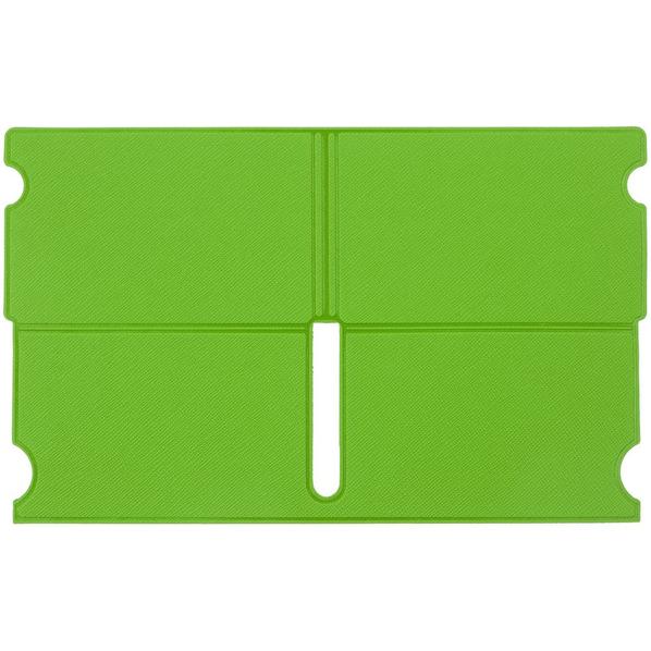 Футляр для медицинской маски Devon, зеленый - фото № 1
