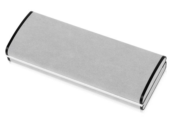 Футляр для ручек Velvet box, светло-серый - фото № 1