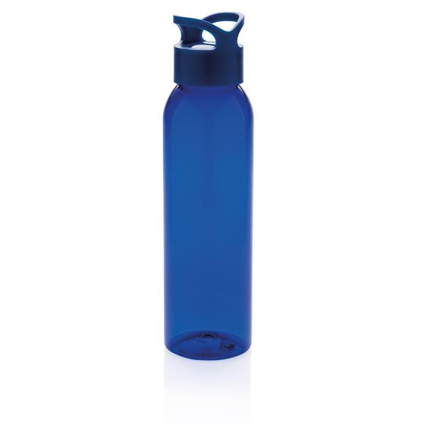 Герметичная бутылка для воды из AS-пластика, синяя - фото № 1