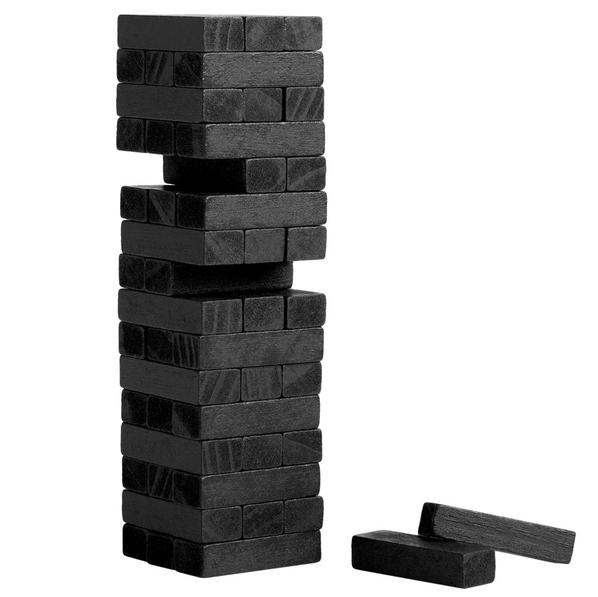 Игра «Деревянная Башня Мини», черная - фото № 1