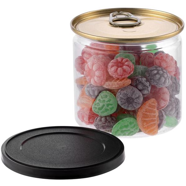 Карамель леденцовая с фруктово-ягодным вкусом Candy Crush, разноцветная - фото № 1