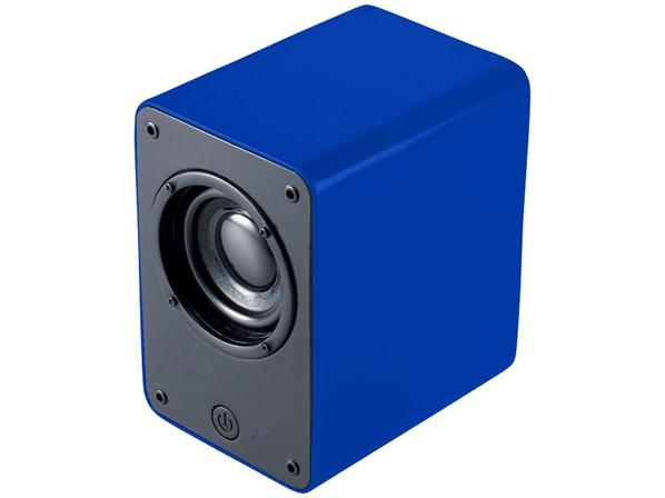 Динамик Bluetooth, черный/ синий - фото № 1