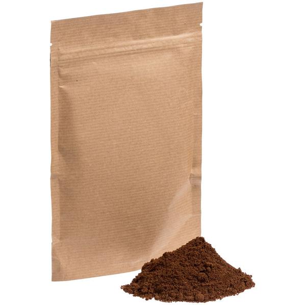Кофе молотый Brazil Fenix, в коричневой упаковке - фото № 1