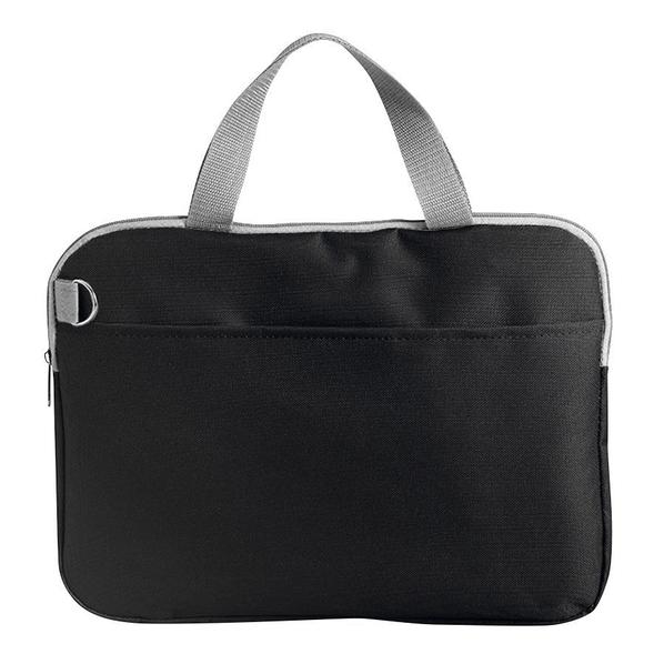 Конференц-сумка Тодес-2 с отделением для ноутбука, черный - фото № 1