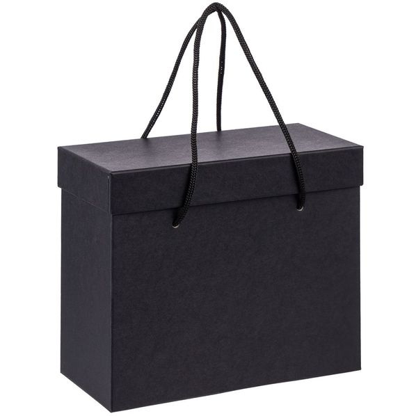 Коробка Handgrip, малая, черная - фото № 1