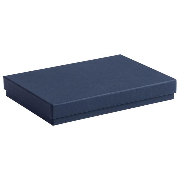 Коробка под ежедневник, синяя - фото № 1