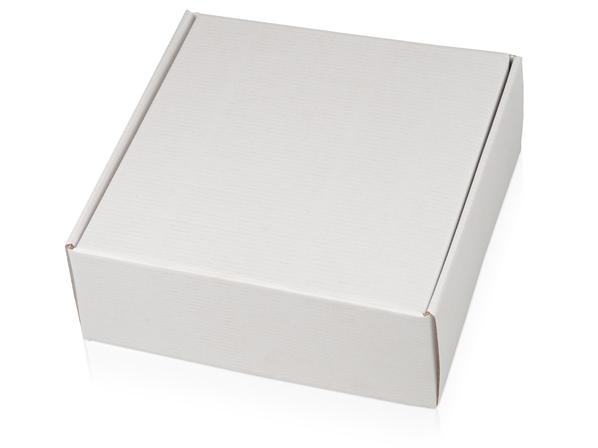 Коробка подарочная Zand, L, белый - фото № 1