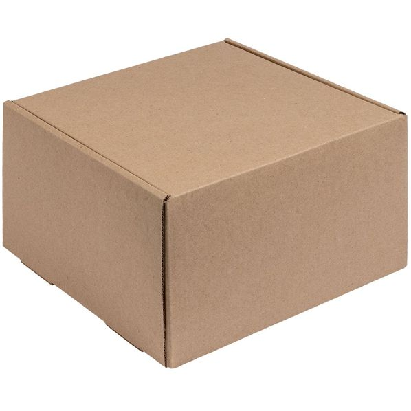 Коробка упаковочная Spatium, крафт - фото № 1