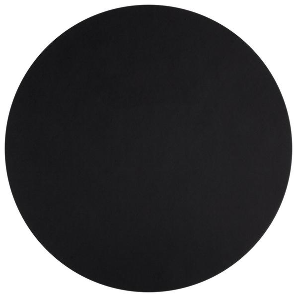 Костер Satiness, круглый, черный - фото № 1