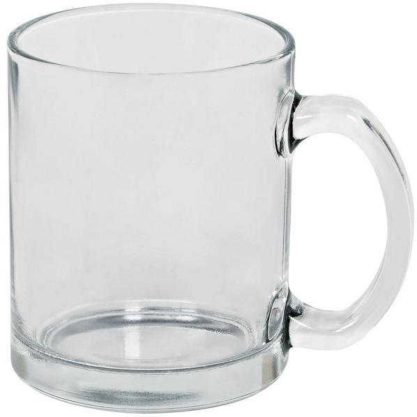 Кружка Clear,320мл,стекло - фото № 1