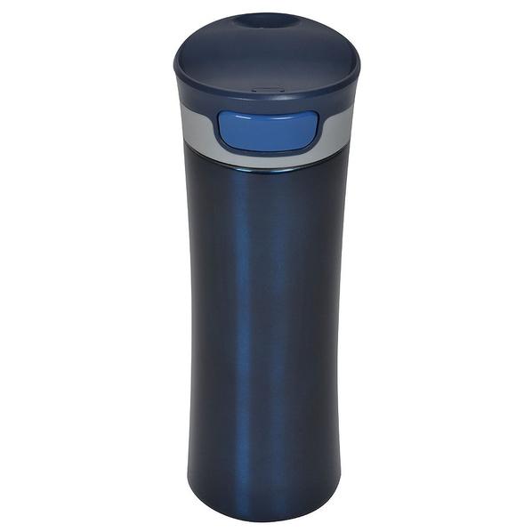 Кружка дорожная Формула, 450 мл, синий, синий - фото № 1