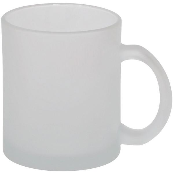 Кружка Frost,белая,320мл,стекло - фото № 1