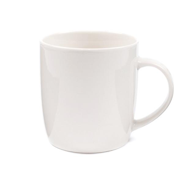 Кружка керамическая Gub, белая - фото № 1