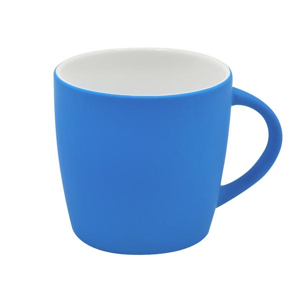 Кружка Marta Soft, синяя - фото № 1