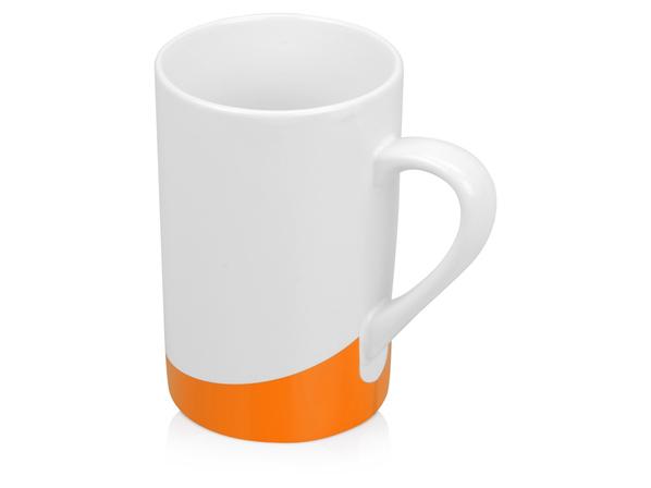 Кружка Мерсер, оранжевый - фото № 1