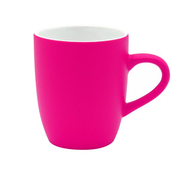 Кружка New Aurora Soft, розовая - фото № 1