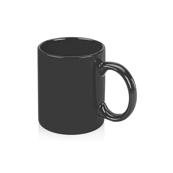Кружка Standart, черная - фото № 1