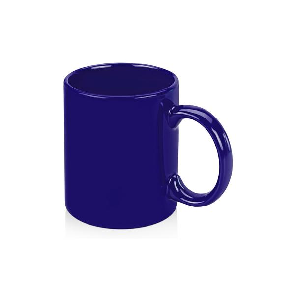Кружка Standart, синяя - фото № 1
