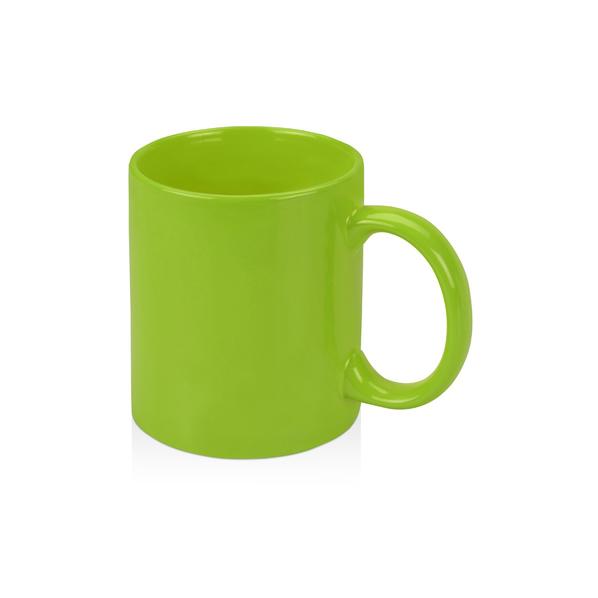 Кружка Standart, зеленая - фото № 1