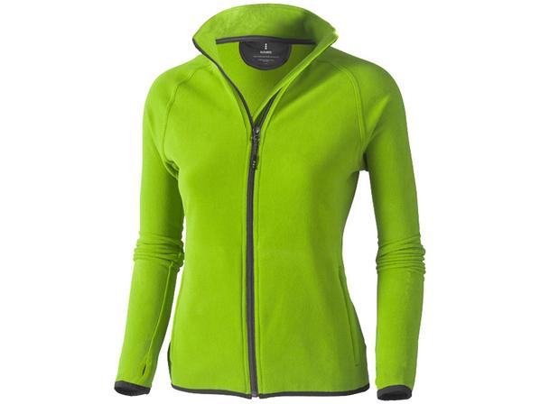 Куртка флисовая женская Elevate Brossard, зеленое яблоко - фото № 1