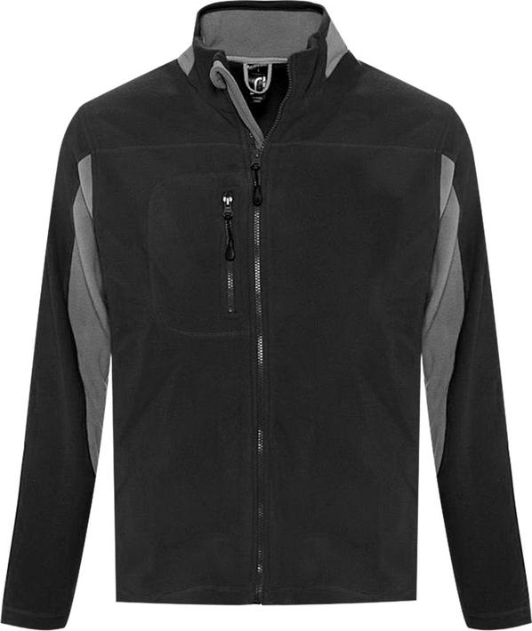 Куртка мужская NORDIC черная, черная - фото № 1