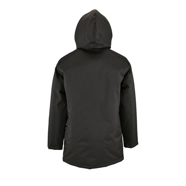 Куртка на стеганой подкладке Sol's Robyn 170, черная - фото № 1