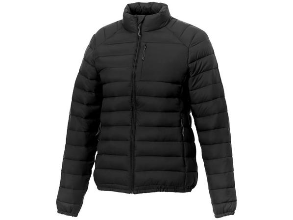 Куртка утепленная женская Elevate Atlas, чёрная - фото № 1