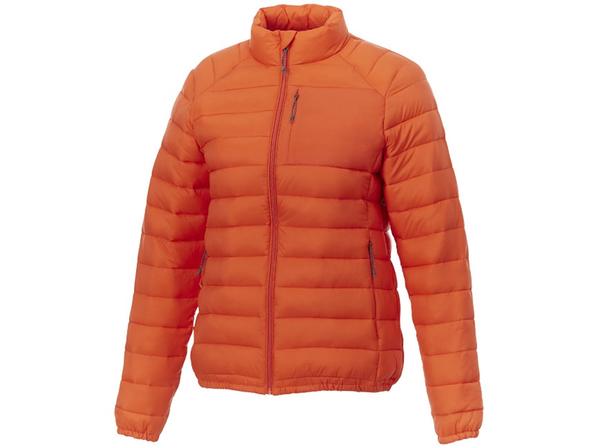 Куртка утепленная женская Elevate Atlas, оранжевая - фото № 1