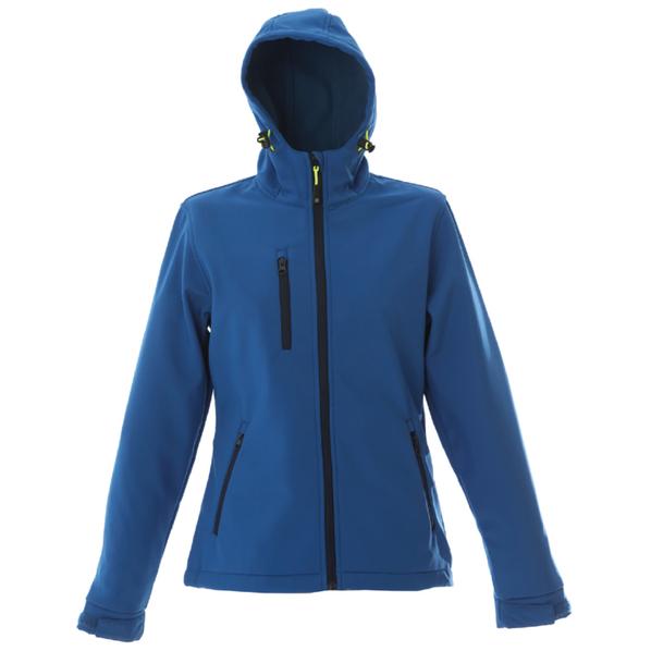 Куртка женская JRC Innsbruck Lady, синяя - фото № 1