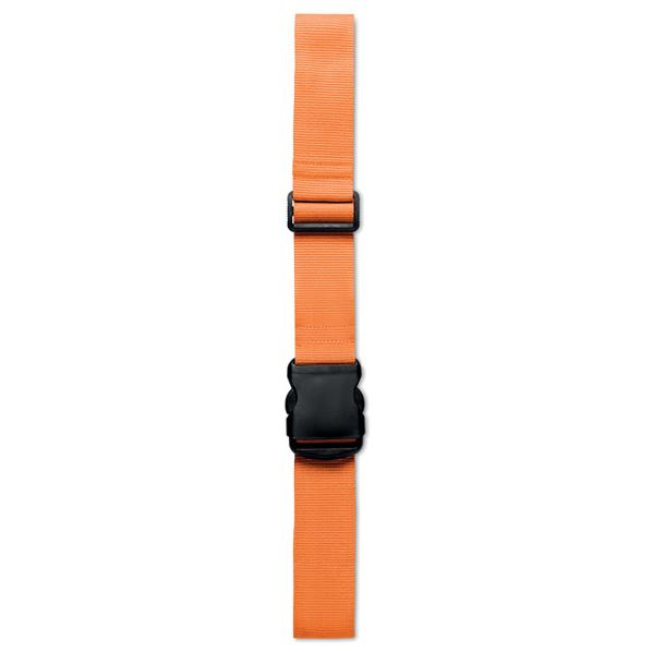 Лямка багажная, оранжевый - фото № 1