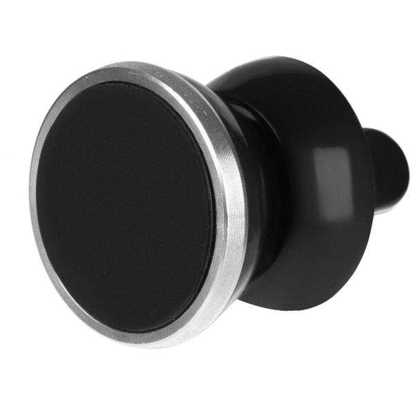 Держатель для телефона магнитный, Cling, черный - фото № 1