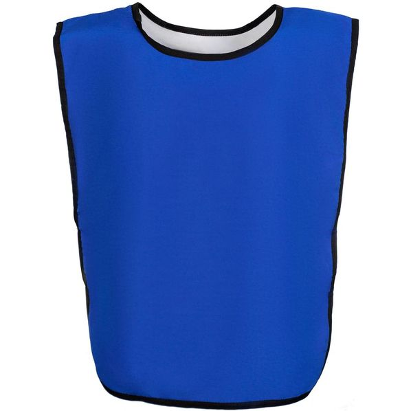 Манишка Outfit, двусторонняя, белая/синяя - фото № 1