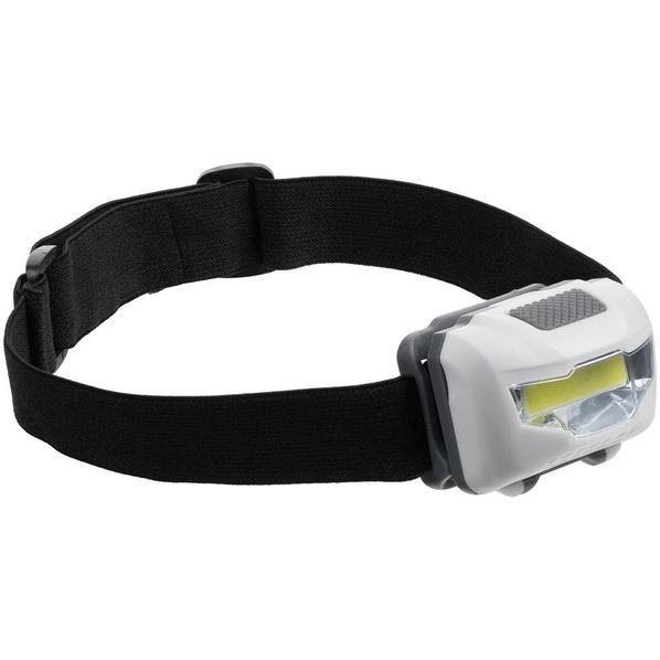 Фонарь многофункциональный светодиодный Stride Klar, серый / белый - фото № 1