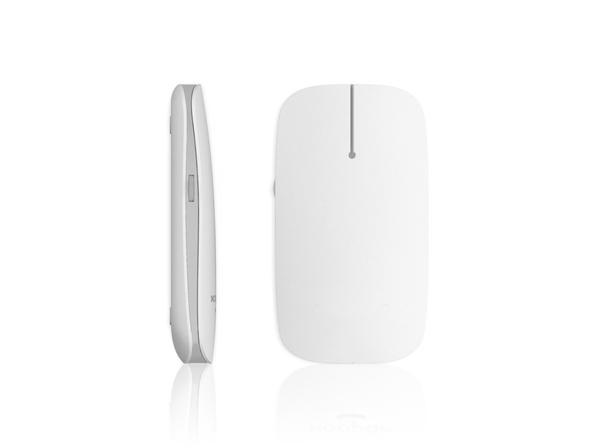 Мышь беспроводная c подсветкой Xoopar Pokket 2, белая
