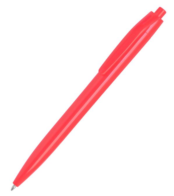 Ручка шариковая пластиковая NeoPen N6, красная - фото № 1