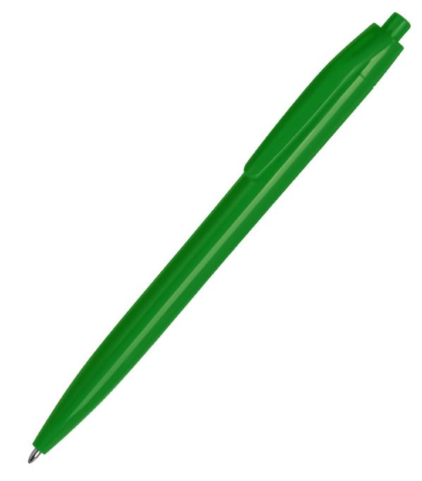 Ручка шариковая пластиковая NeoPen N6, зеленая - фото № 1