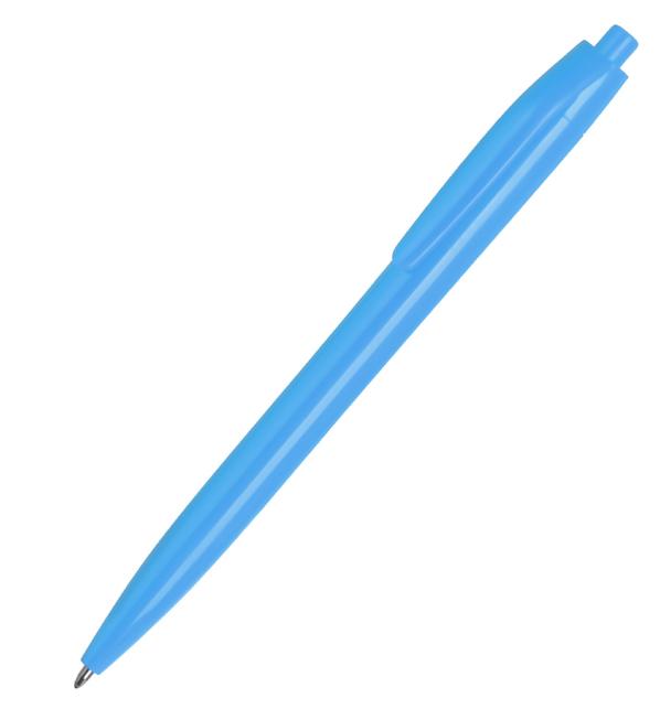 Ручка шариковая пластиковая NeoPen N6, голубая - фото № 1