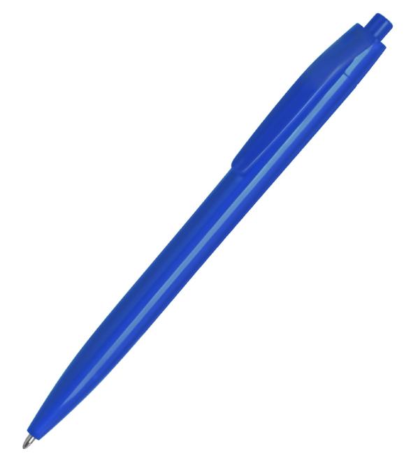 Ручка шариковая пластиковая NeoPen N6, синяя - фото № 1
