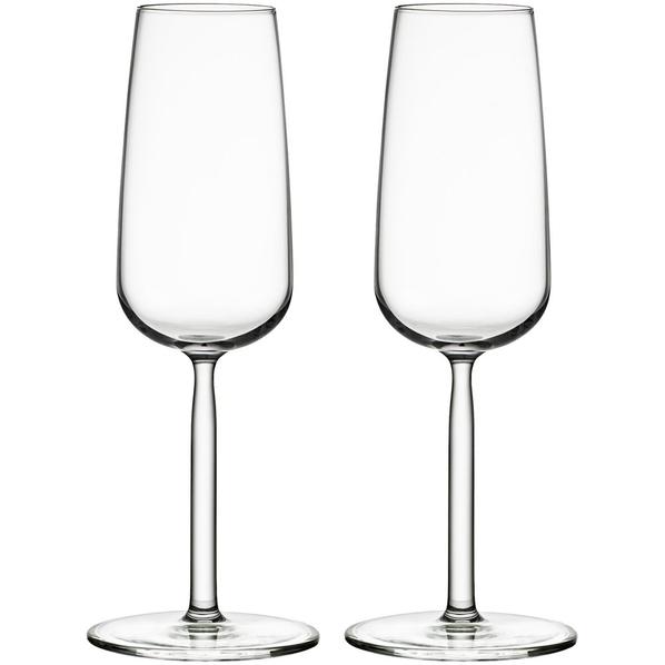 Набор бокалов для шампанского Senta - фото № 1